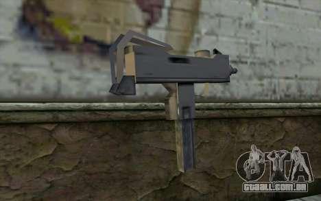 SMG from GTA Vice City para GTA San Andreas segunda tela