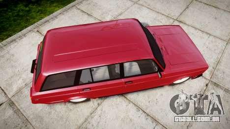 VAZ-2104 para GTA 4 vista direita