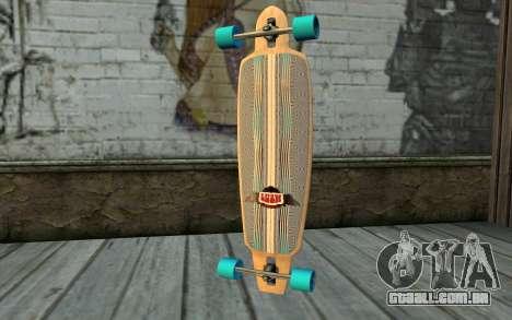 Longboard para GTA San Andreas segunda tela