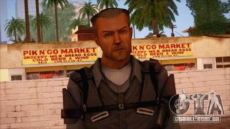 VIP from Counter Strike Condition Zero para GTA San Andreas terceira tela