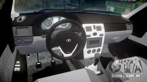 ВАЗ-2171 INSTALADO Antes rims2 para GTA 4 vista interior