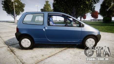 Renault Twingo I para GTA 4 esquerda vista