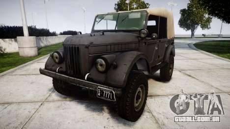 GAZ-69 para GTA 4