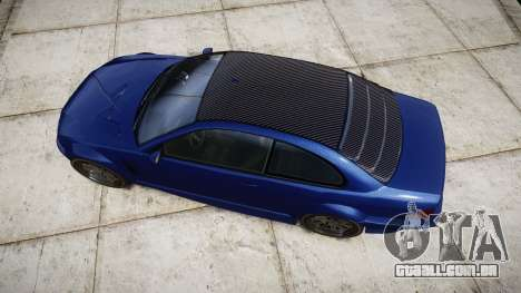 Ubermacht Sentinel Seven v2.0 para GTA 4 vista direita