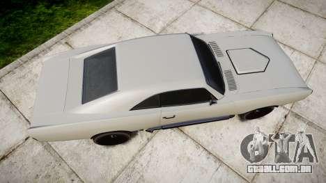 Imponte Dukes Supercharger para GTA 4 vista direita