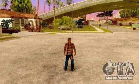 Los Santos Vagos para GTA San Andreas sexta tela