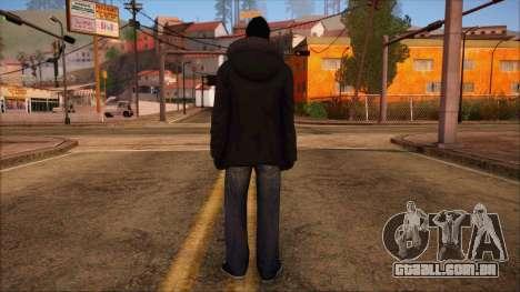 GTA 5 Online Skin 10 para GTA San Andreas segunda tela