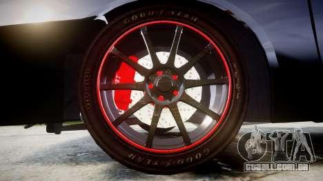 VAZ-2109 liga para GTA 4 vista de volta