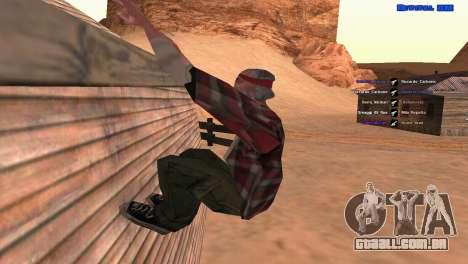 ped.ifp por Pavel_Grand para GTA San Andreas por diante tela