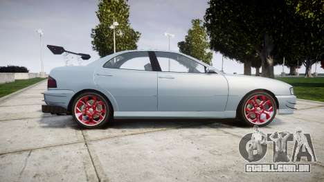 Dinka Chavos GT9 para GTA 4 esquerda vista