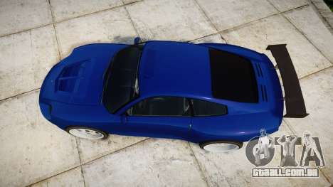 Pfister Comet Turbo v2.0 para GTA 4 vista direita