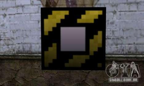 Bloco (Minecraft) v4 para GTA San Andreas