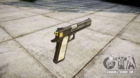A Arma Tony Montana para GTA 4 segundo screenshot