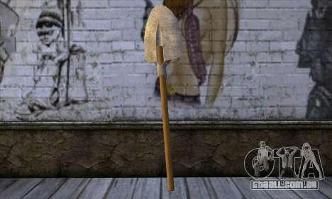 New Shovel para GTA San Andreas segunda tela