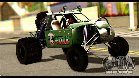 Buggy Fireball from Fireburst para GTA San Andreas