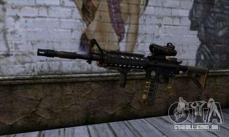 AR15 bushmaster para GTA San Andreas