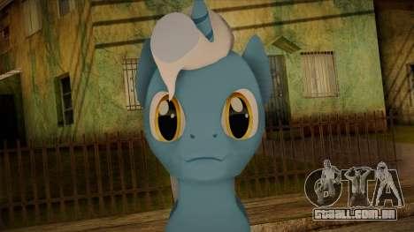 Pokeypierce from My Little Pony para GTA San Andreas terceira tela