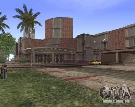 Textura Los Santos de GTA 5 para GTA San Andreas