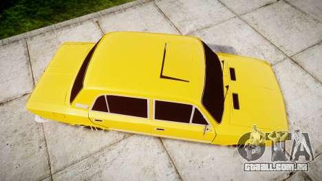 VAZ-2106 para GTA 4 vista direita