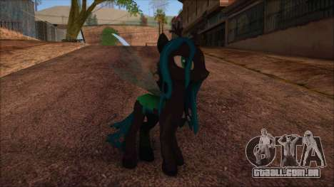 Chrysalis from My Little Pony para GTA San Andreas
