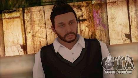 GTA 5 Online Skin 9 para GTA San Andreas terceira tela