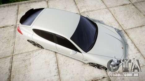 Porsche Panamera GTS 2014 para GTA 4 vista direita