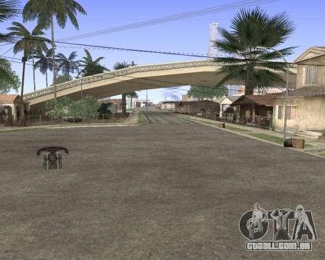 Textura Los Santos de GTA 5 para GTA San Andreas sexta tela