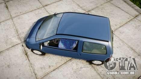 Renault Twingo I para GTA 4 vista direita