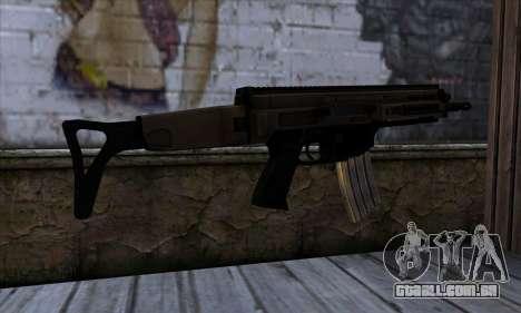 CZ805 из Battlefield 4 para GTA San Andreas segunda tela