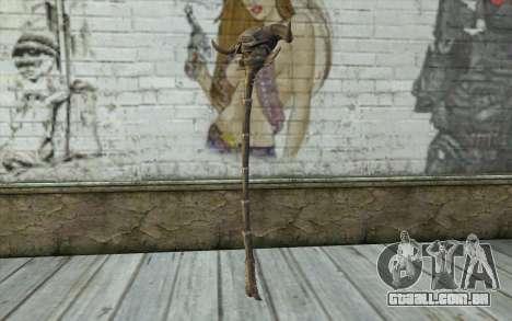 Skull of Corruption from Skyrim para GTA San Andreas