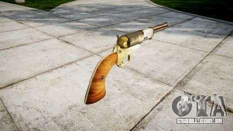 A Confederação de revólver para GTA 4 segundo screenshot