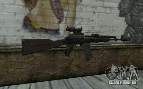 Glock-17 Silenced para GTA San Andreas segunda tela