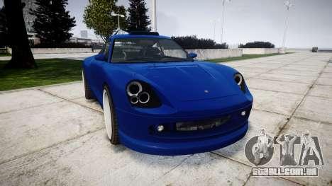 Pfister Comet Turbo v2.0 para GTA 4