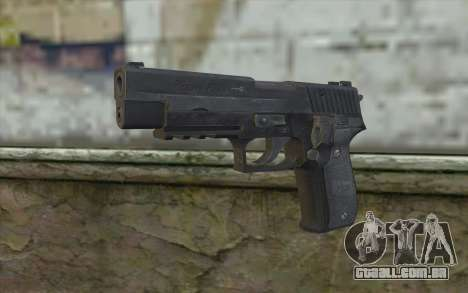 P226 from COD: Ghosts para GTA San Andreas
