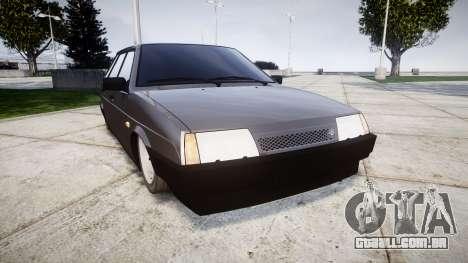VAZ-2109 Nove para GTA 4