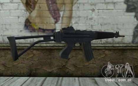AR70 v2 para GTA San Andreas segunda tela