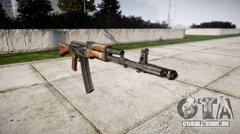O AKM para GTA 4