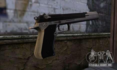 Grammaton Cleric Beretta v3 para GTA San Andreas segunda tela