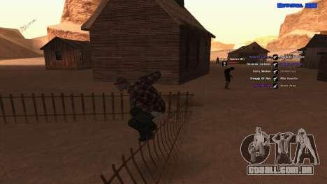 ped.ifp por Pavel_Grand para GTA San Andreas terceira tela
