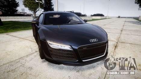 Audi R8 LMX 2015 [EPM] v1.3 para GTA 4
