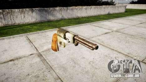 A Confederação de revólver para GTA 4