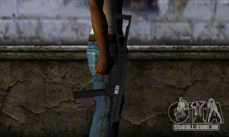 UMP45 v2 para GTA San Andreas terceira tela