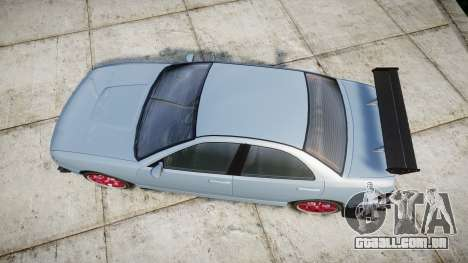 Dinka Chavos GT9 para GTA 4 vista direita