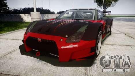 Nissan GT-R Super GT [RIV] para GTA 4