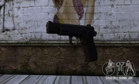 CZ75 v2 para GTA San Andreas