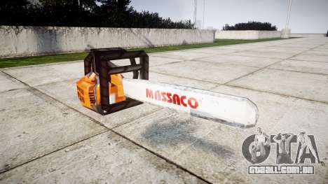 Script-Motosserra- para GTA 4