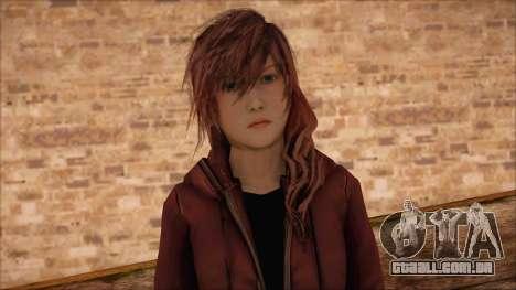 Modern Woman Skin 17 para GTA San Andreas terceira tela