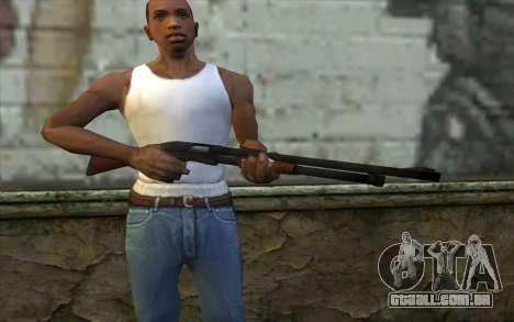 Shotgun from State of Decay para GTA San Andreas terceira tela