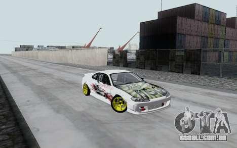 Nissan Silvia S15 VCDT para GTA San Andreas