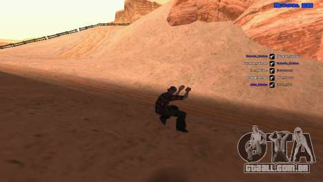 ped.ifp por Pavel_Grand para GTA San Andreas segunda tela
